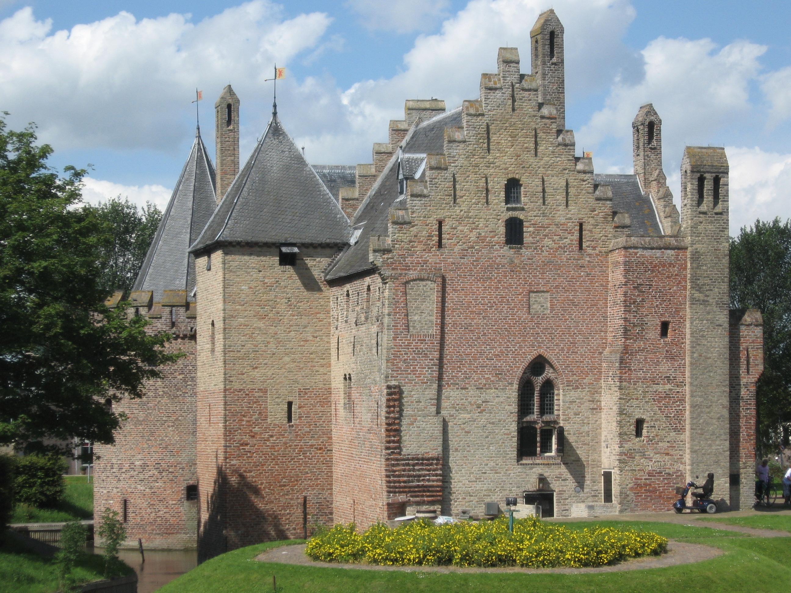 In kasteel Radboud vertelt don Diego zaterdag 8 september zijn verhaal. (Foto: aangeleverd)