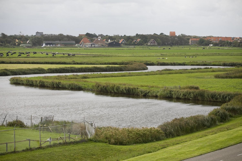 Het zicht ter hoogte van Fort Erfprins. (Foto: Thijs Tuurenhout)