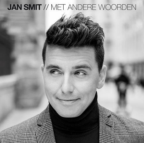 Het nieuwe album van Jan Smit komt binnenkort uit. (Foto: aangeleverd)