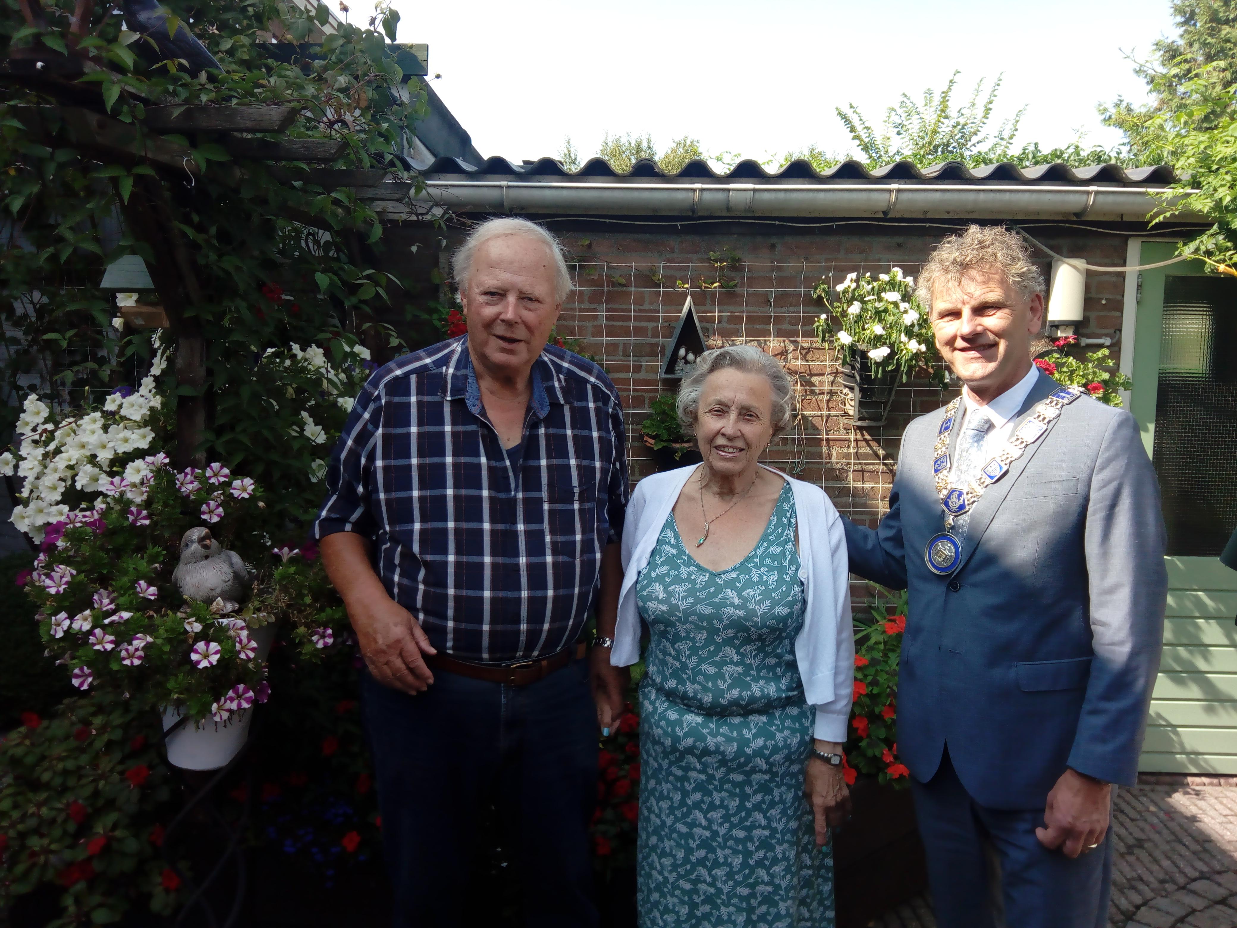 Het echtpaar Duijker-Wadsley. (Foto: Bos Media Services)