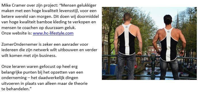 Mike, Merel en Linda. (Foto's: Gemeente Oostzaan) rodi.nl © rodi