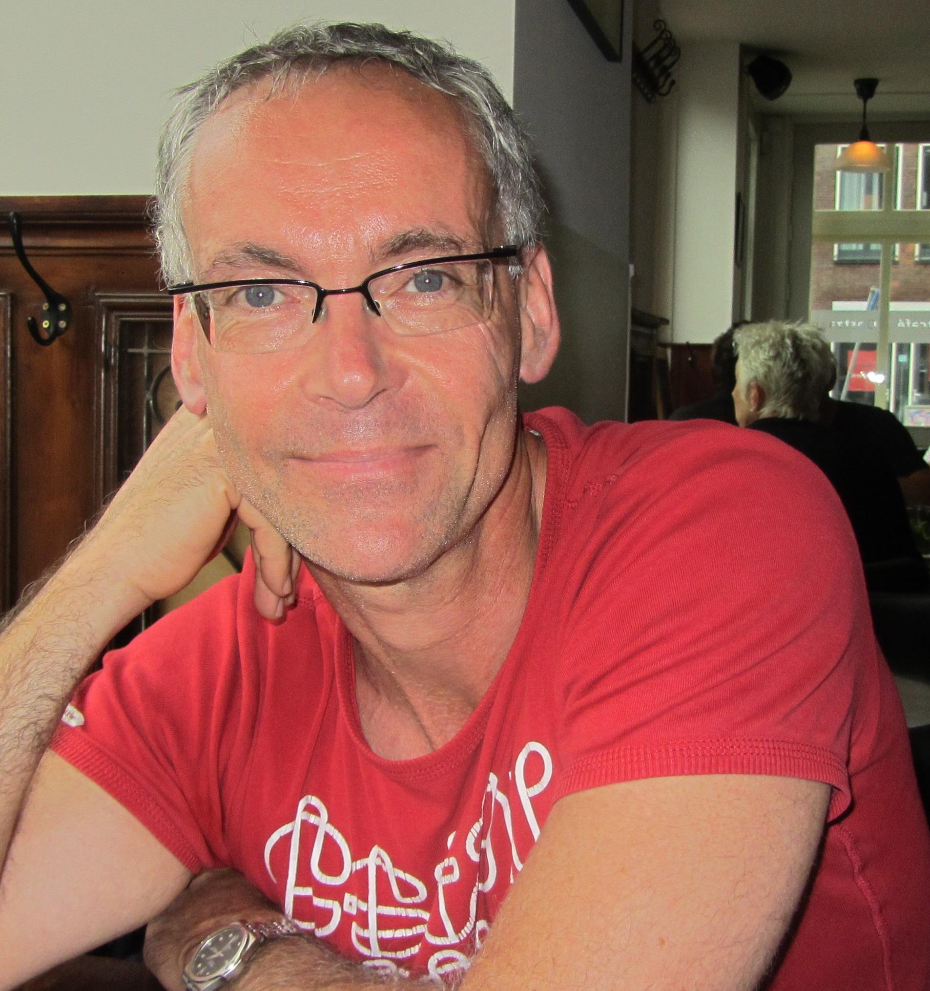 Rob van Laere. (Foto: JWvD)