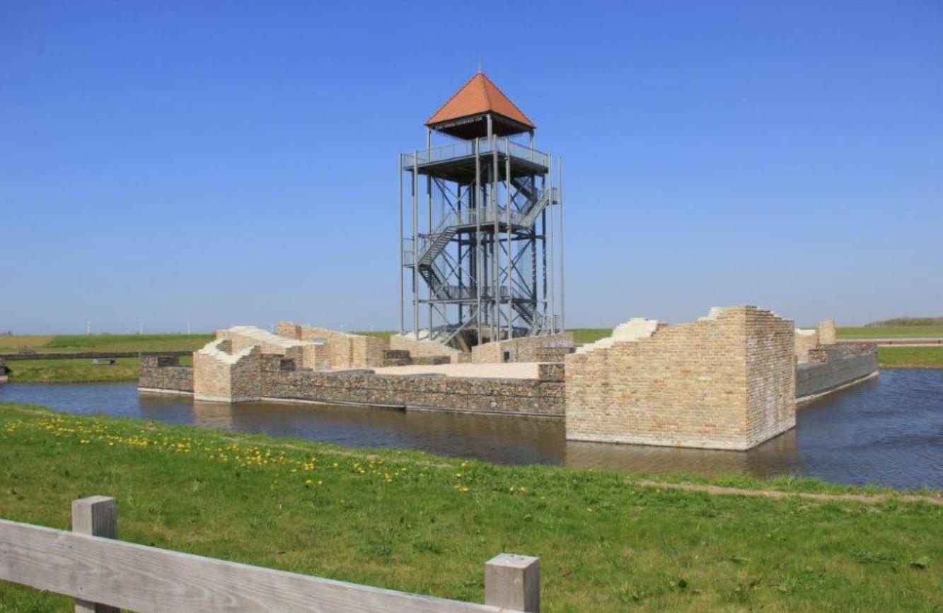 De uitkijktoren. (Foto: aangeleverd)