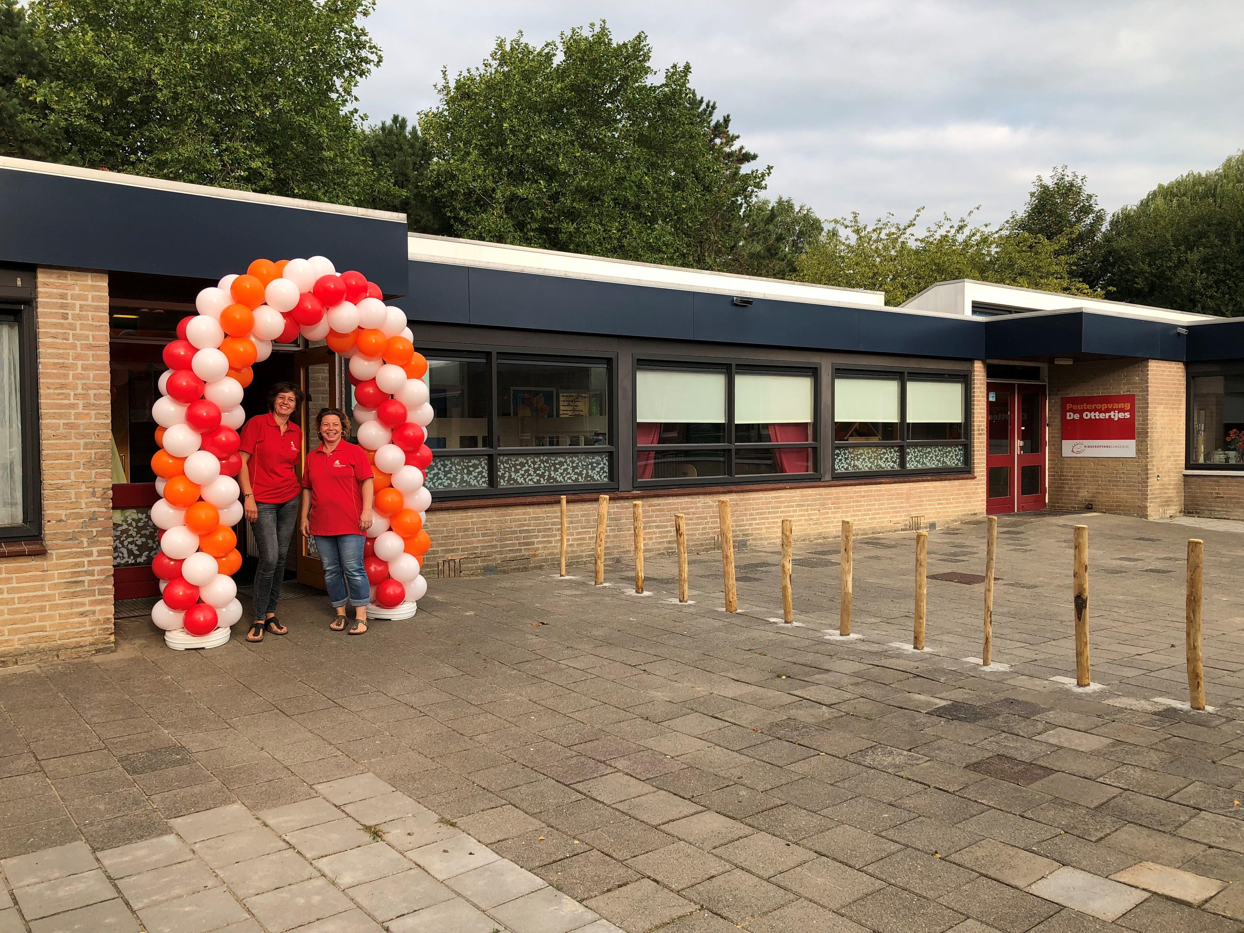 Peuterspeelzaal De Ottertjes opende op de locatie van de Duizend Eilanden school haar deuren. (Foto: aangeleverd)