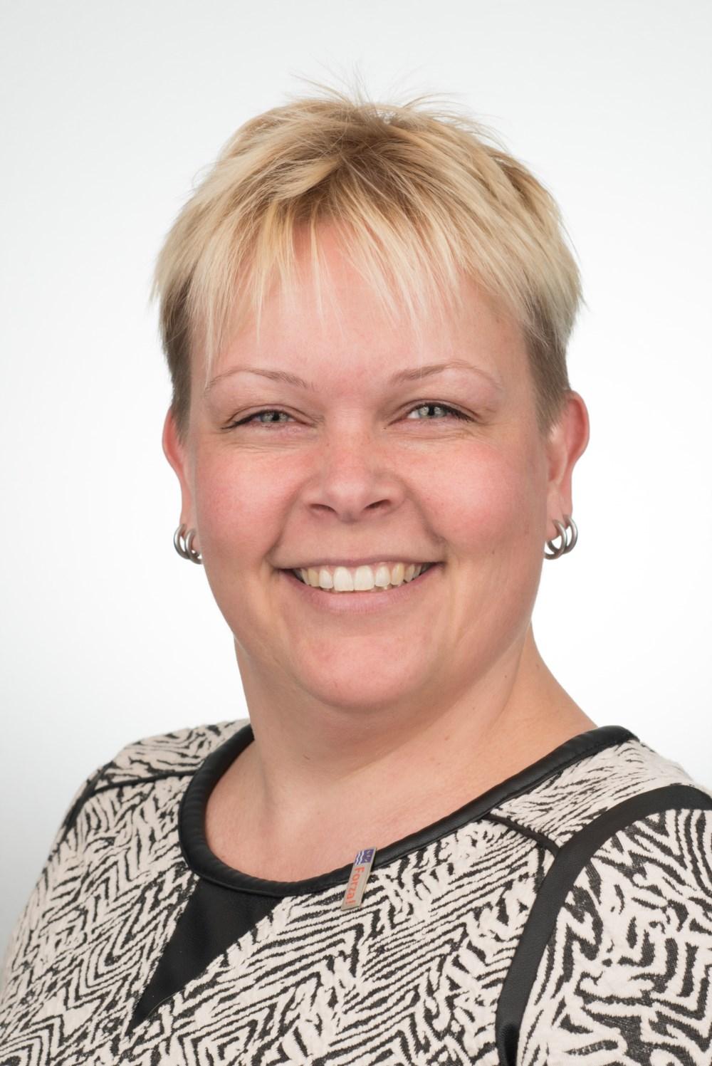 Fractiemedewerkster en kandidaat-Forza!raadslid Tjarda Reesink. (Foto: aangeleverd)