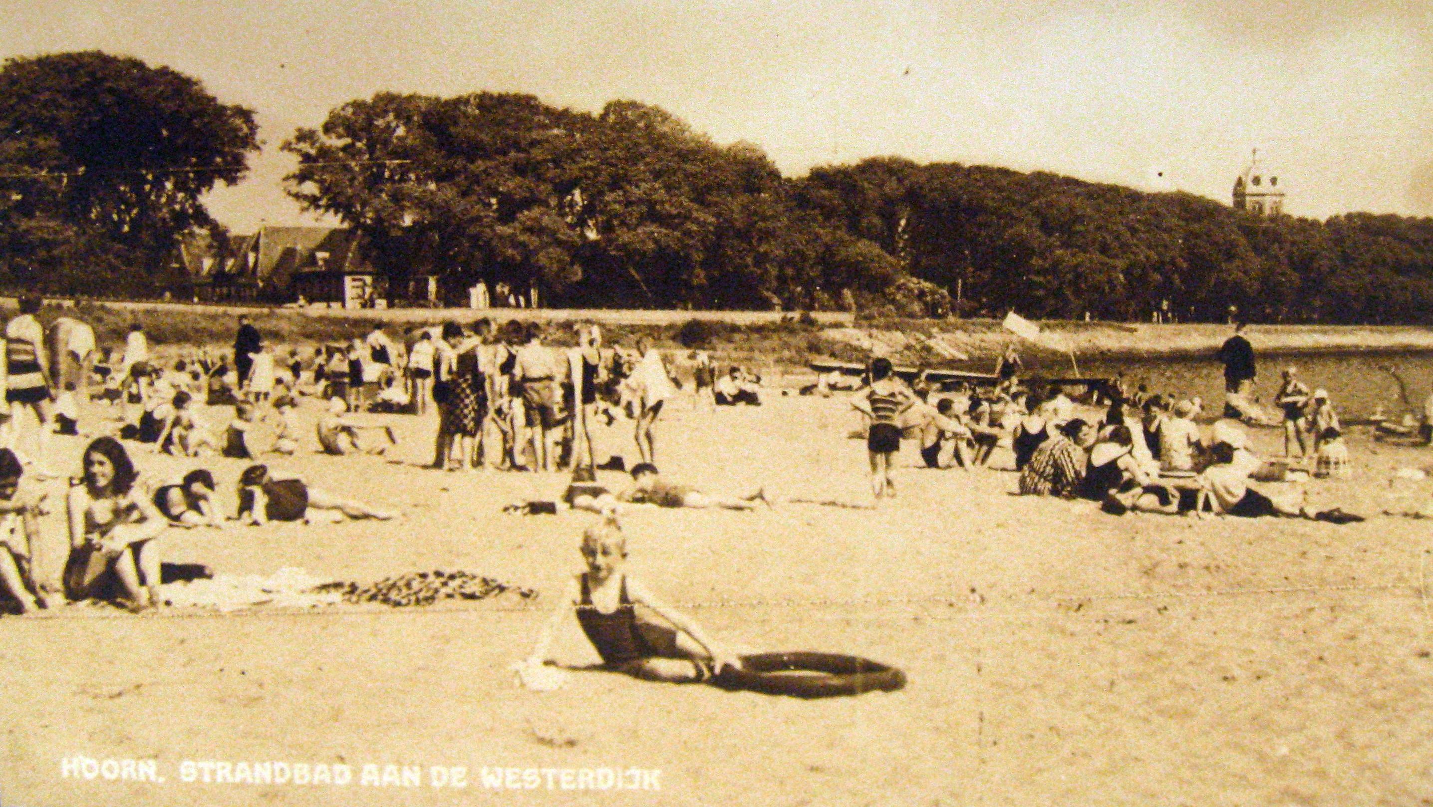Het strandbad aan de Westerdijk. (Foto: aangeleverd)