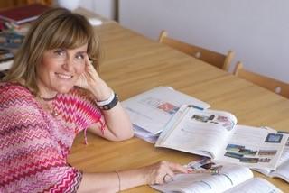 Alessandra Murmura van Altraitalia heet iedereen van harte welkom aanstaande zondag. (Foto: aangeleverd)