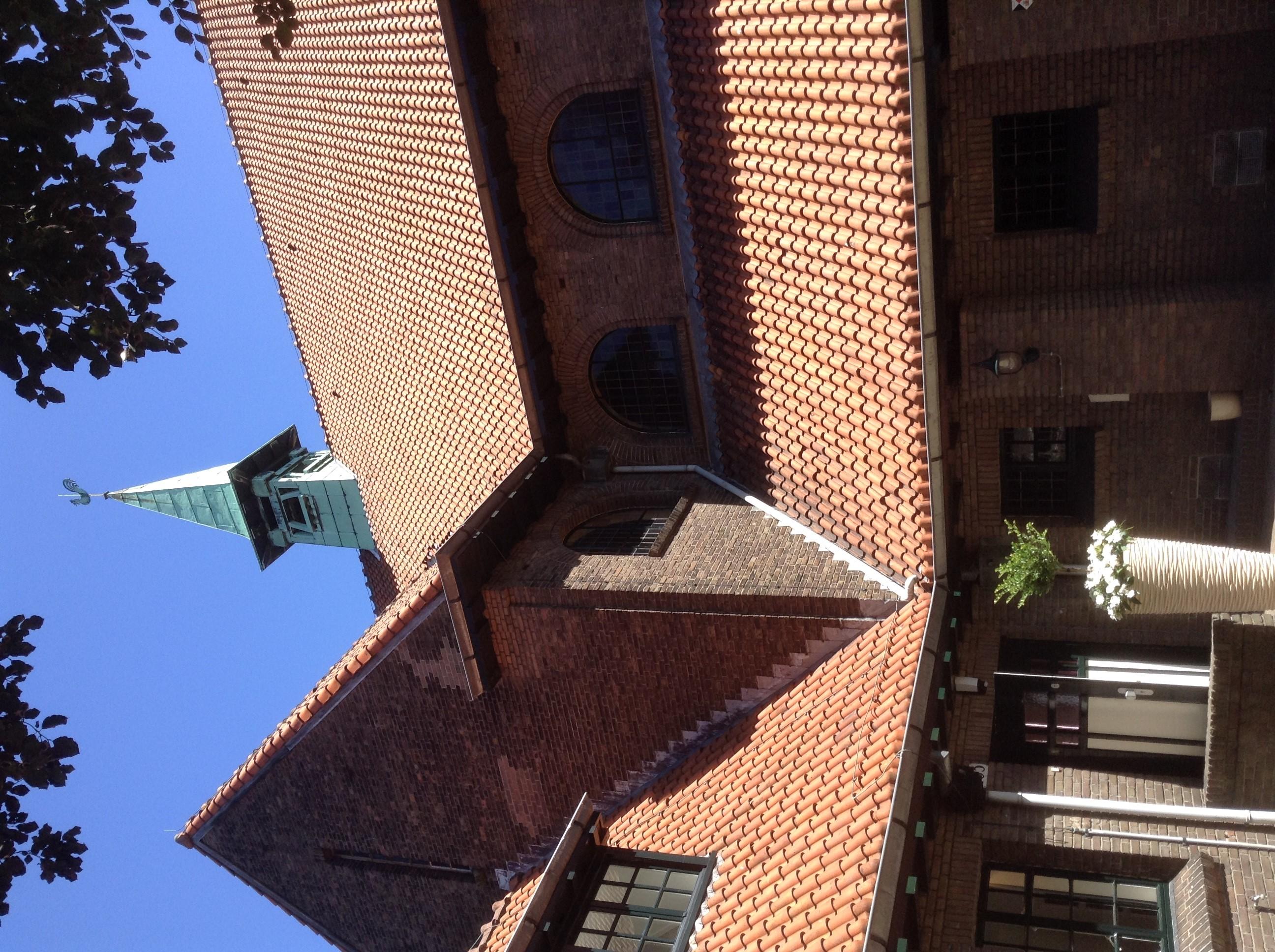 Het nieuwe Diaconaal Bureau van PGH zit voortaan in de Oosterkerk. (foto aangeleverd)