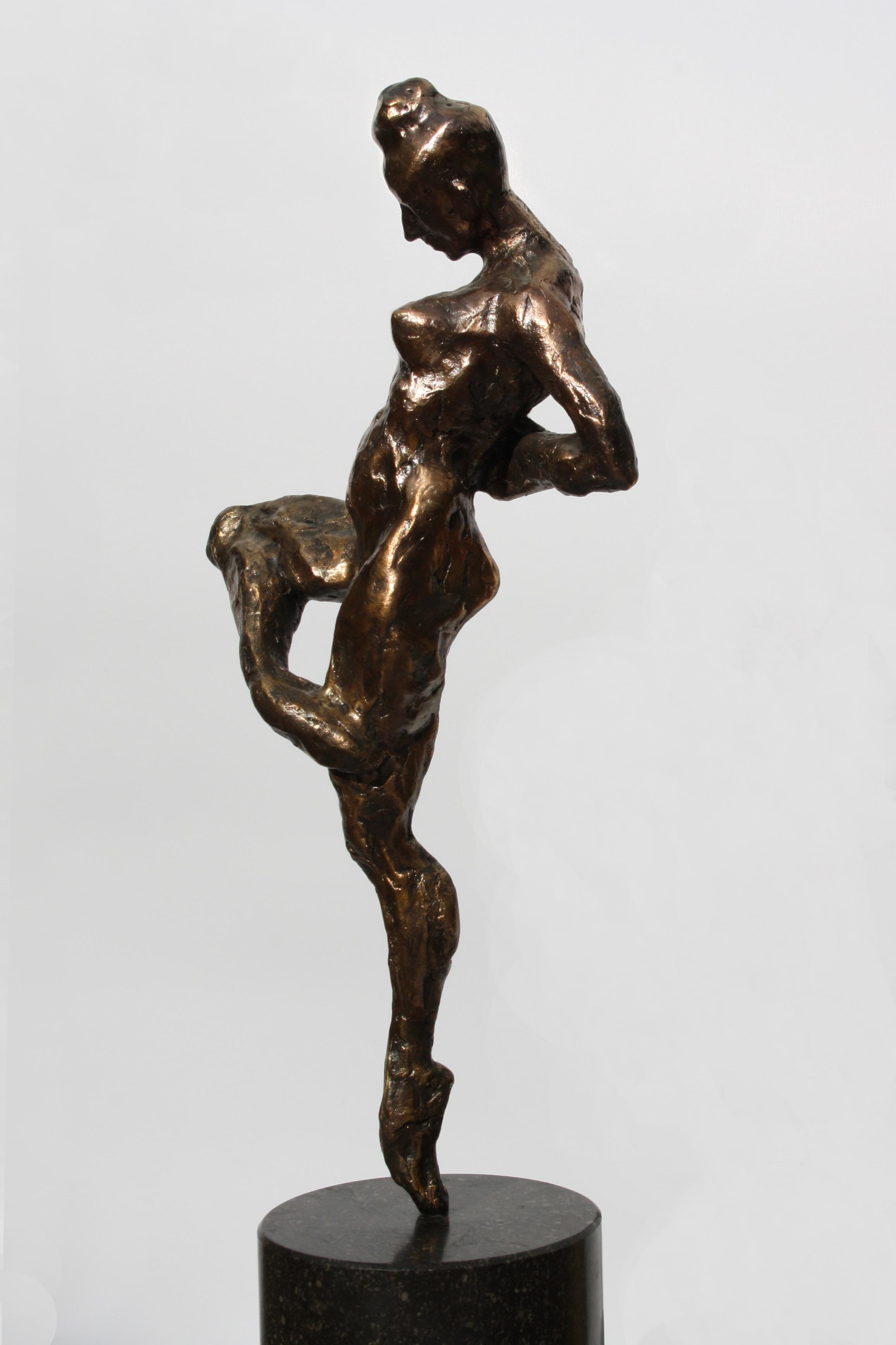 Bronzen beeld van Alexandra Konstantinovna met als titel Inzicht. (Foto: aangeleverd)