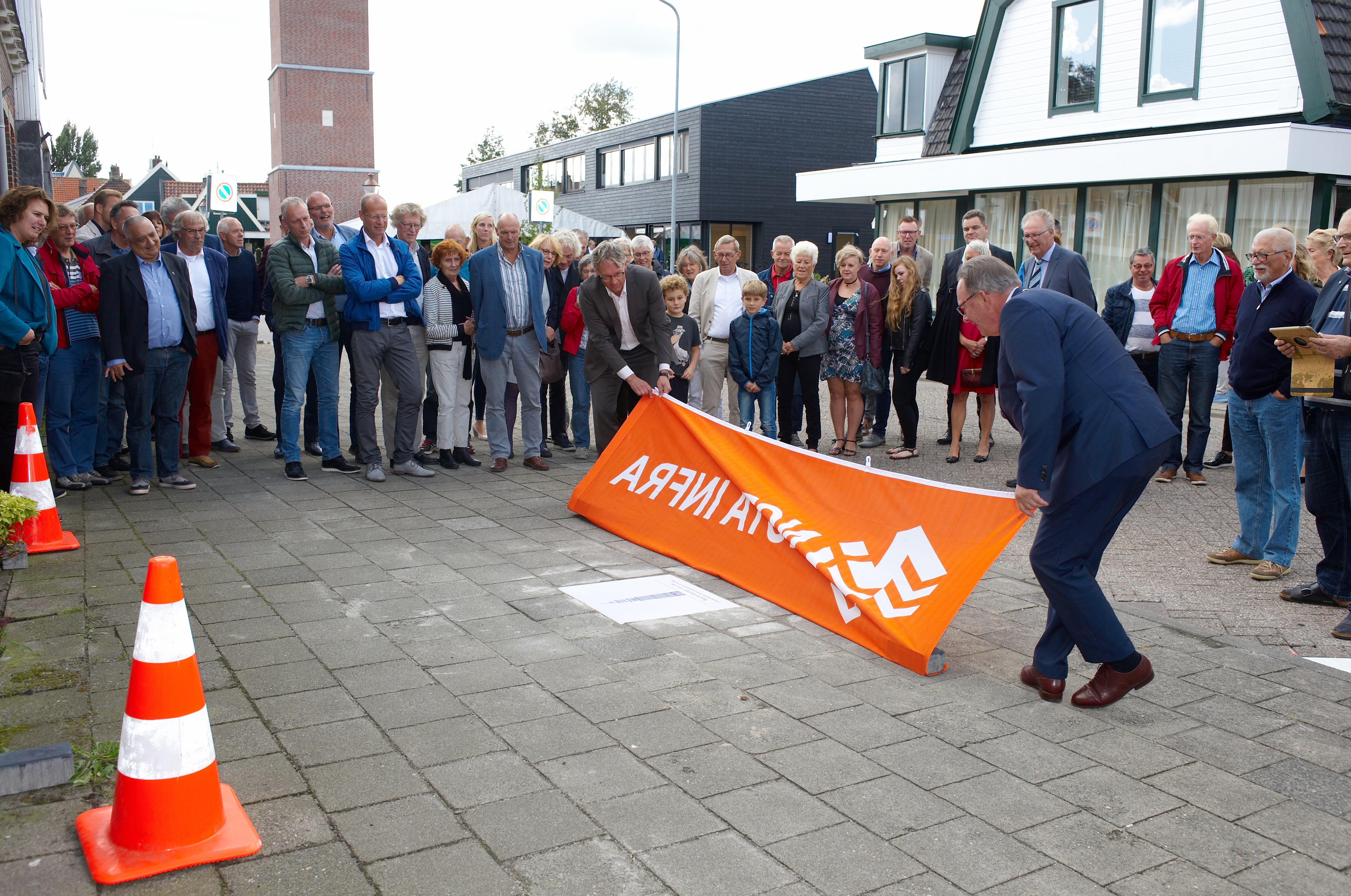 Nieuwe Beschuitstoren. (Foto: Gemeente Wormerland) rodi.nl © rodi