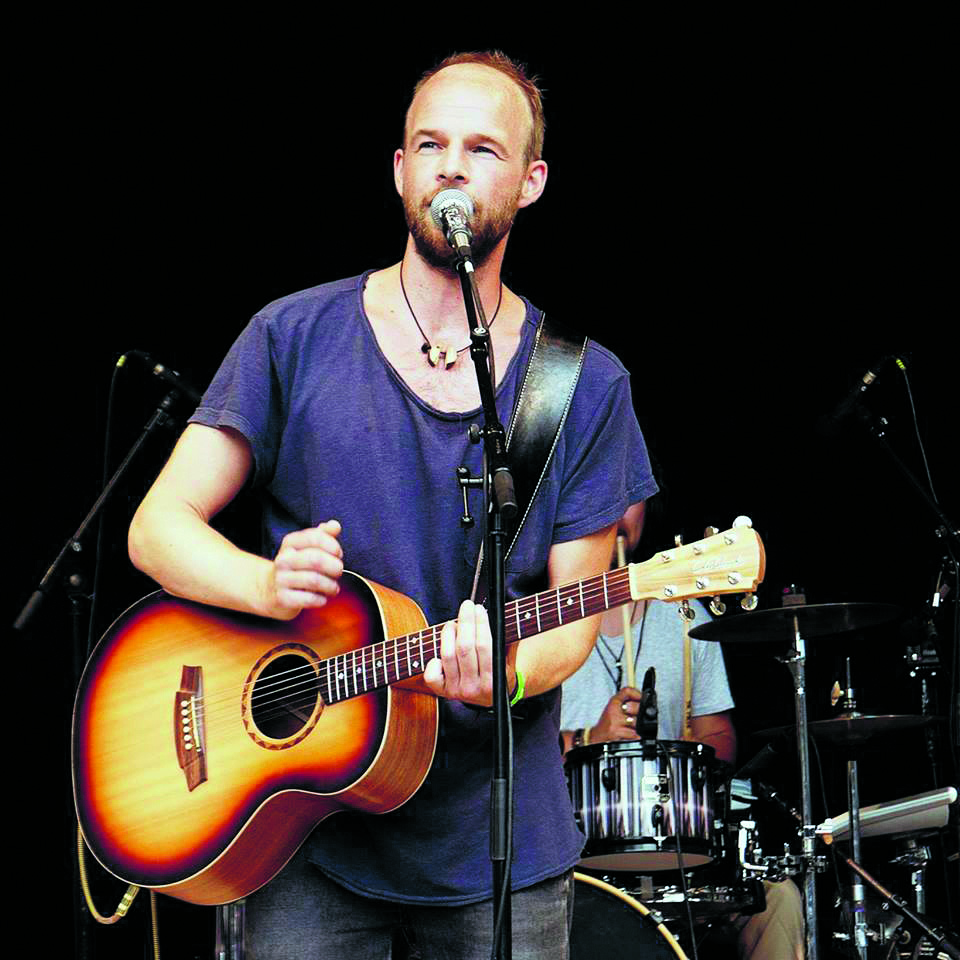 Marten Fisher&Band in Camille