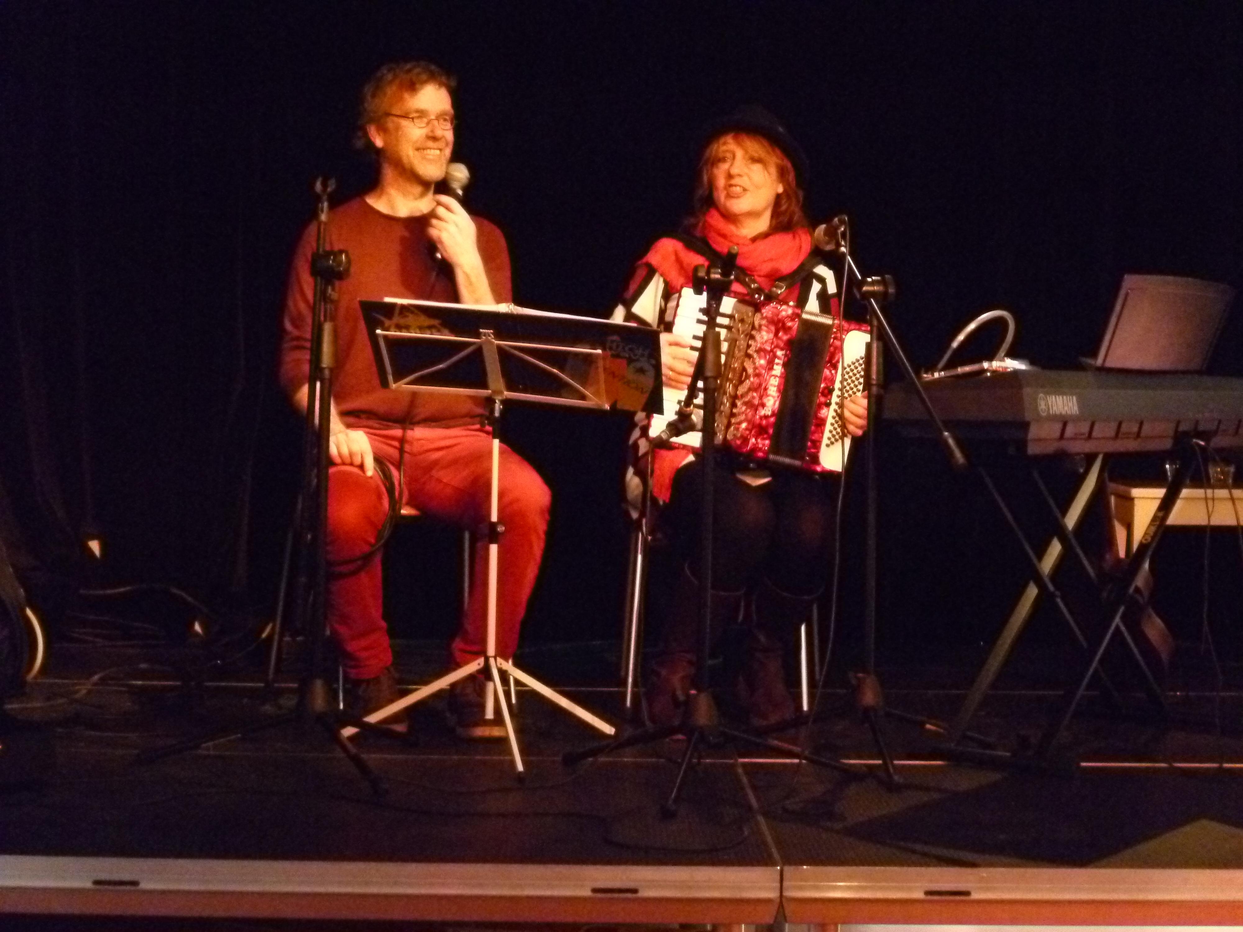 Kluts en Kwijt speelt Nederlandstalige luisterliedjes. (aangeleverde foto)