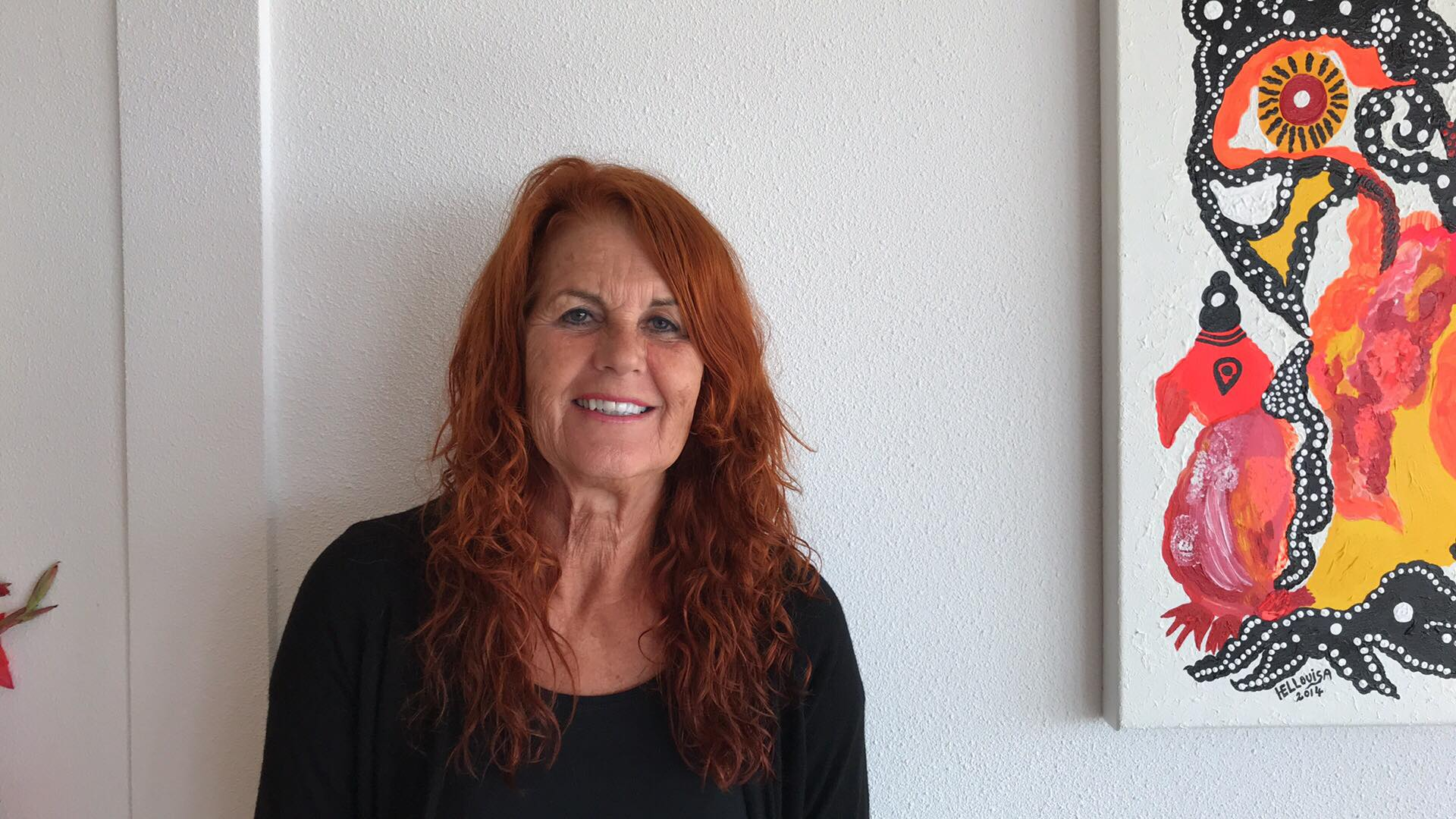 Marja Smit is te gast bij Schagen FM. (Foto: aangeleverd)