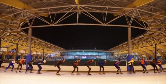 <p>IJsbaan Haarlem opent op 29 september om 12.00 uur</p>