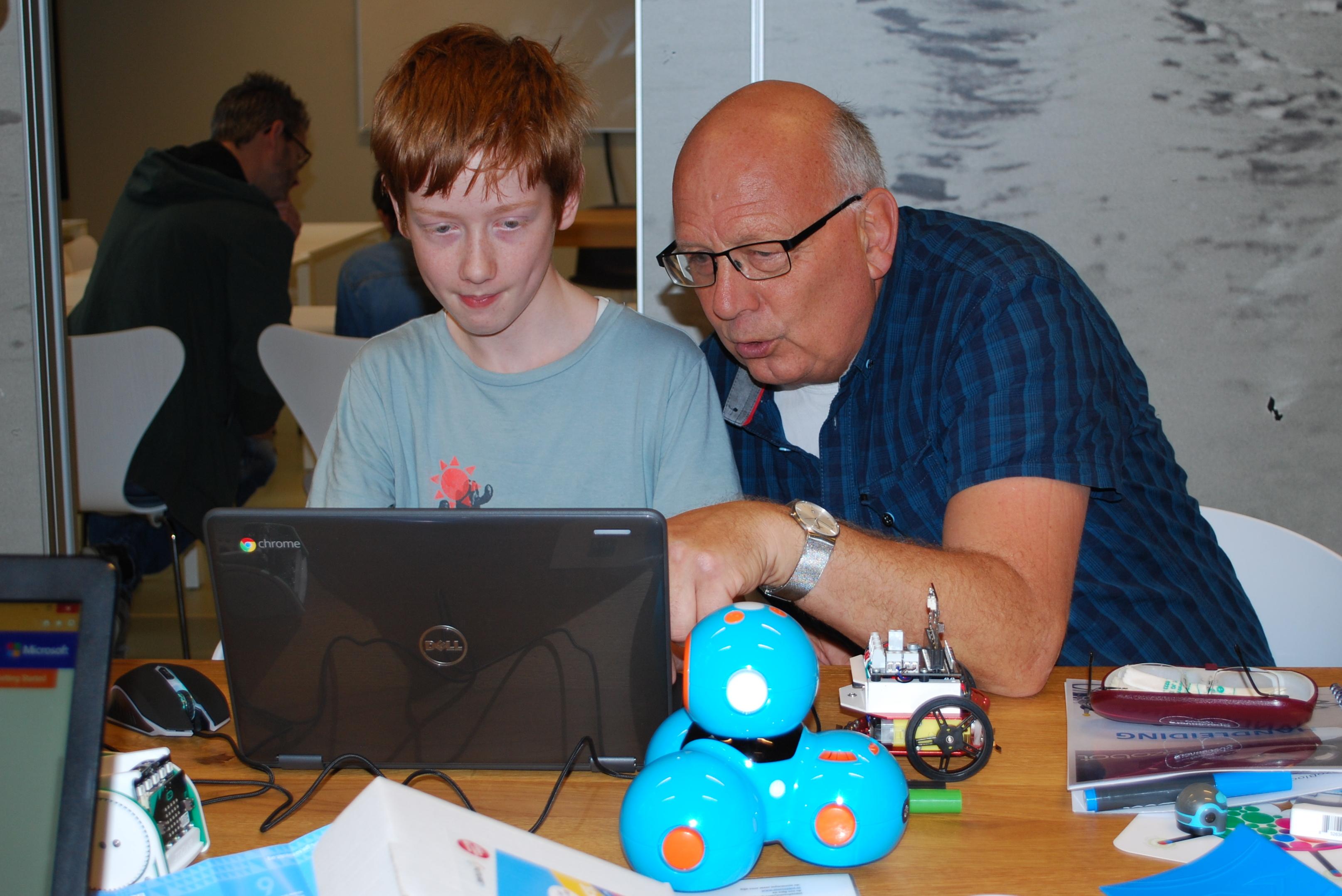 CoderDojo is bestemd voor kinderen met interesse in techniek en programmeren. (Foto: aangeleverd)