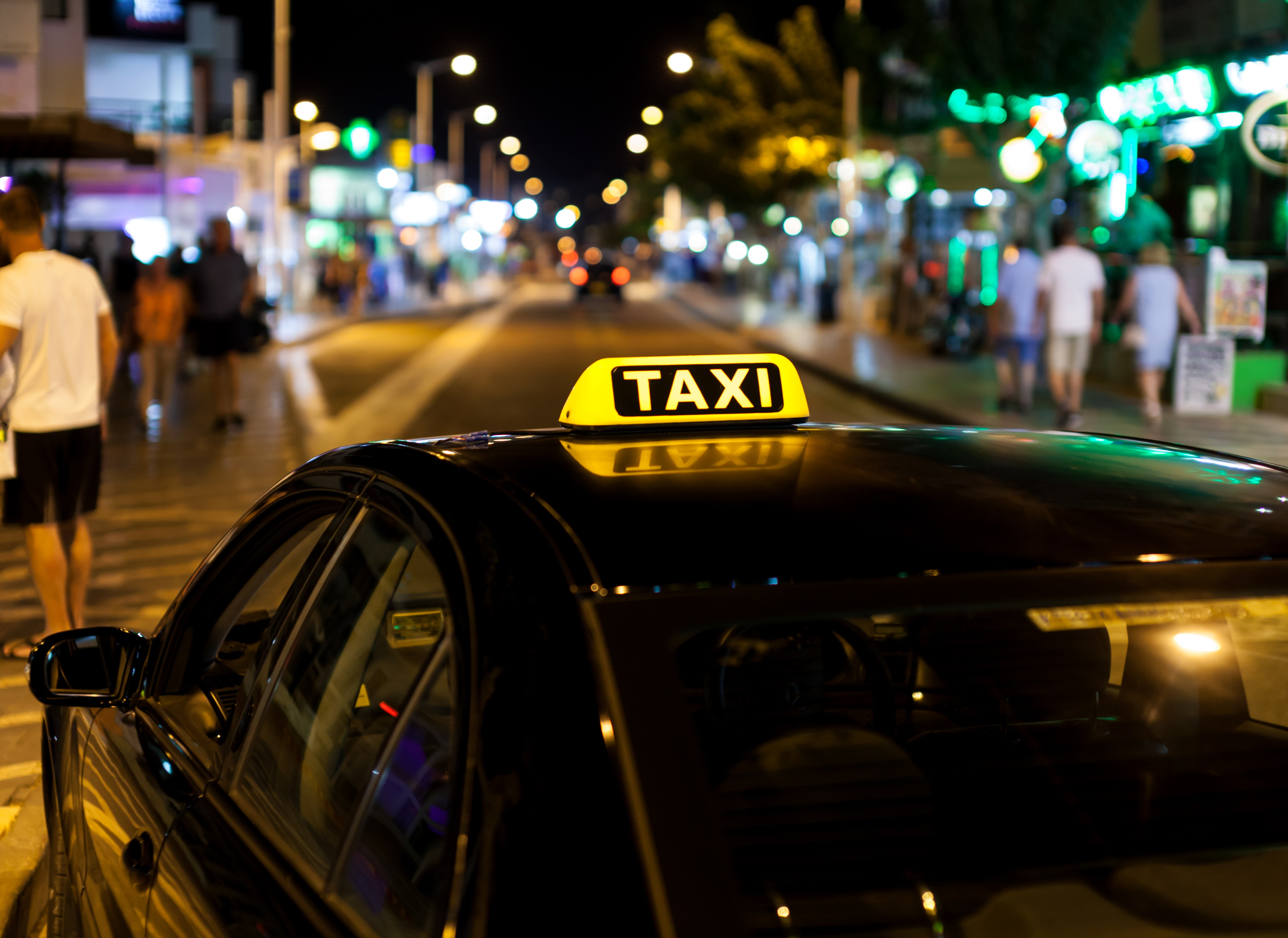 Het taxibeleid gaat onder de loep. (Foto: Adobe Stock)