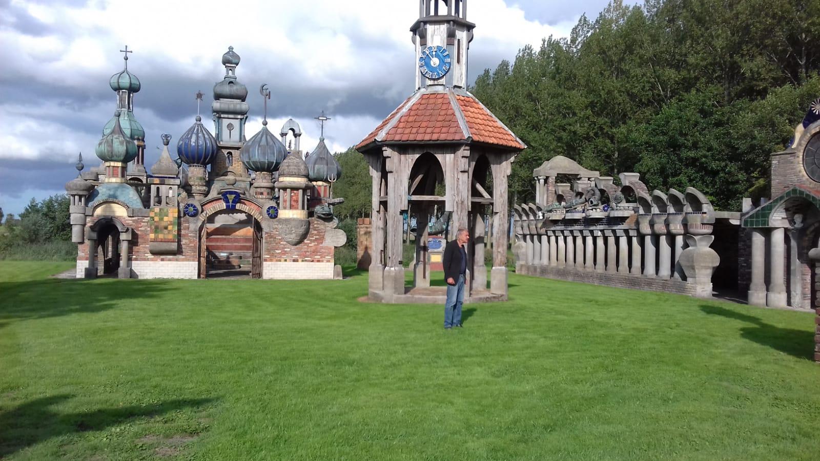 Kunsttuin Nederlands Kremlin. (Foto: aangeleverd)