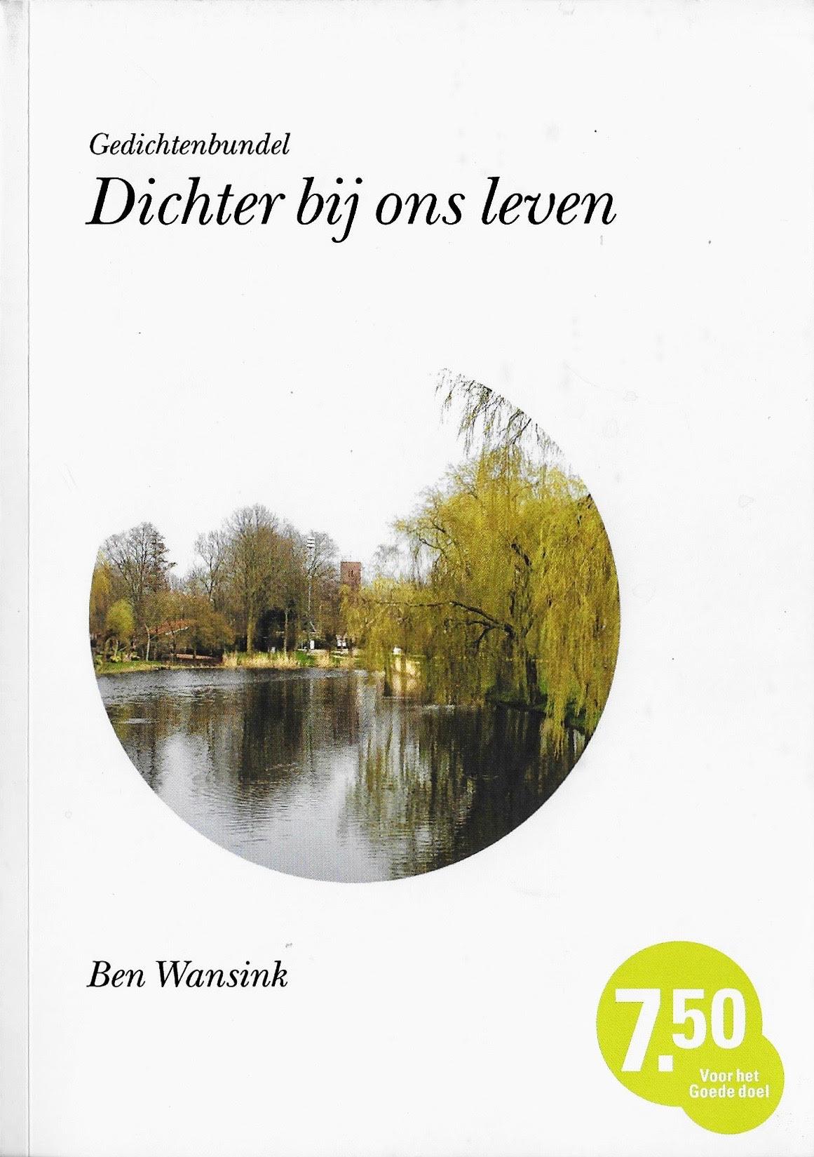 V.l.n.r. Iet van de Berg (seniorencoach Wonen Plus Welzijn), Guido Lamm (zanger), Ben Wansink (auteur) en Marieke Neesen (St. Lief Langedijk). (Foto: Vincent de Vries/RM)  rodi.nl © rodi
