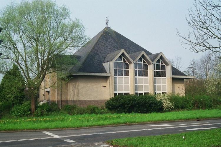 De Nieuw-Apostolische Kerk in Blokker. (Foto: aangeleverd)