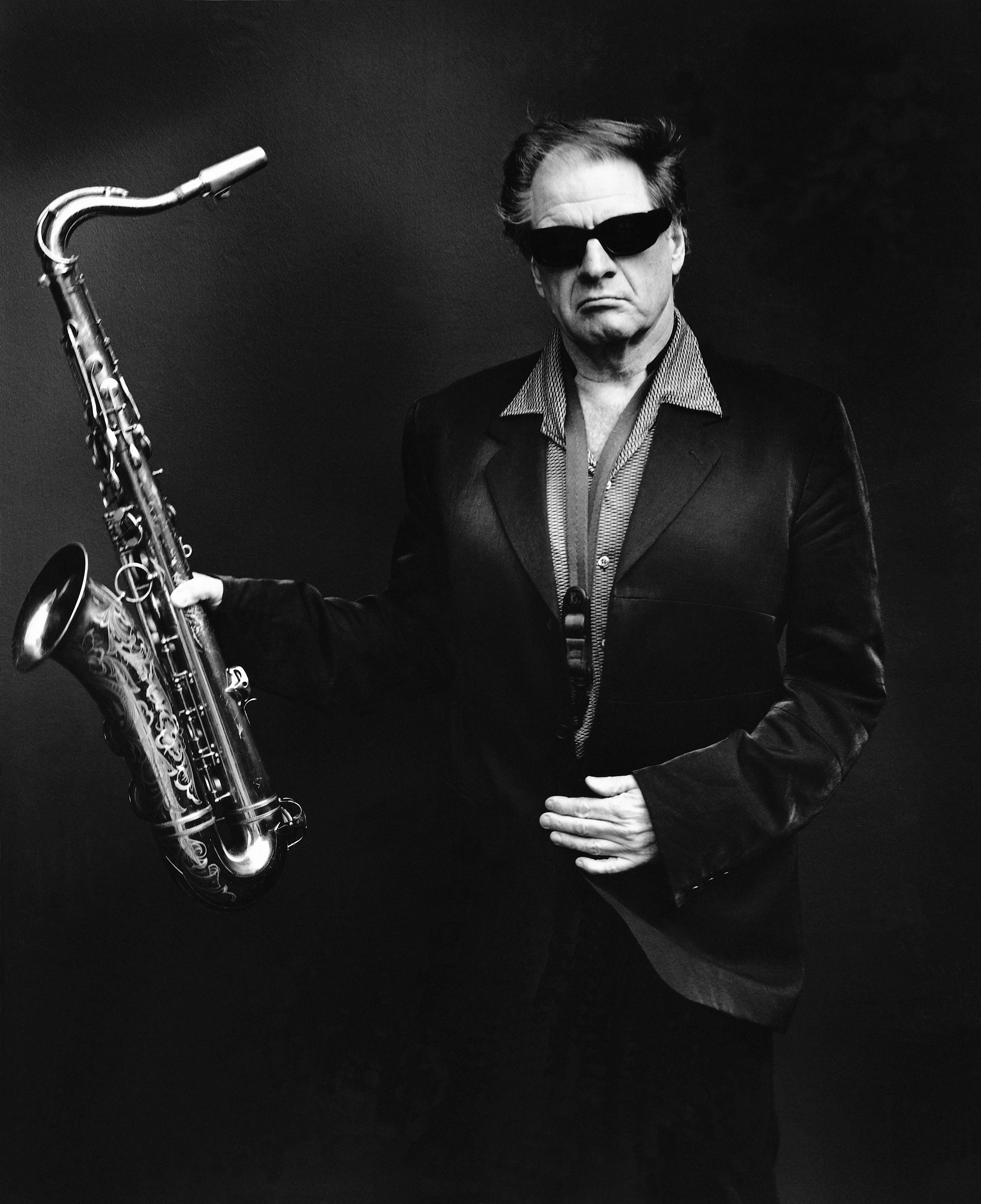 Hans Dulfer. (Foto: Jazzclub Mahogany Hall)