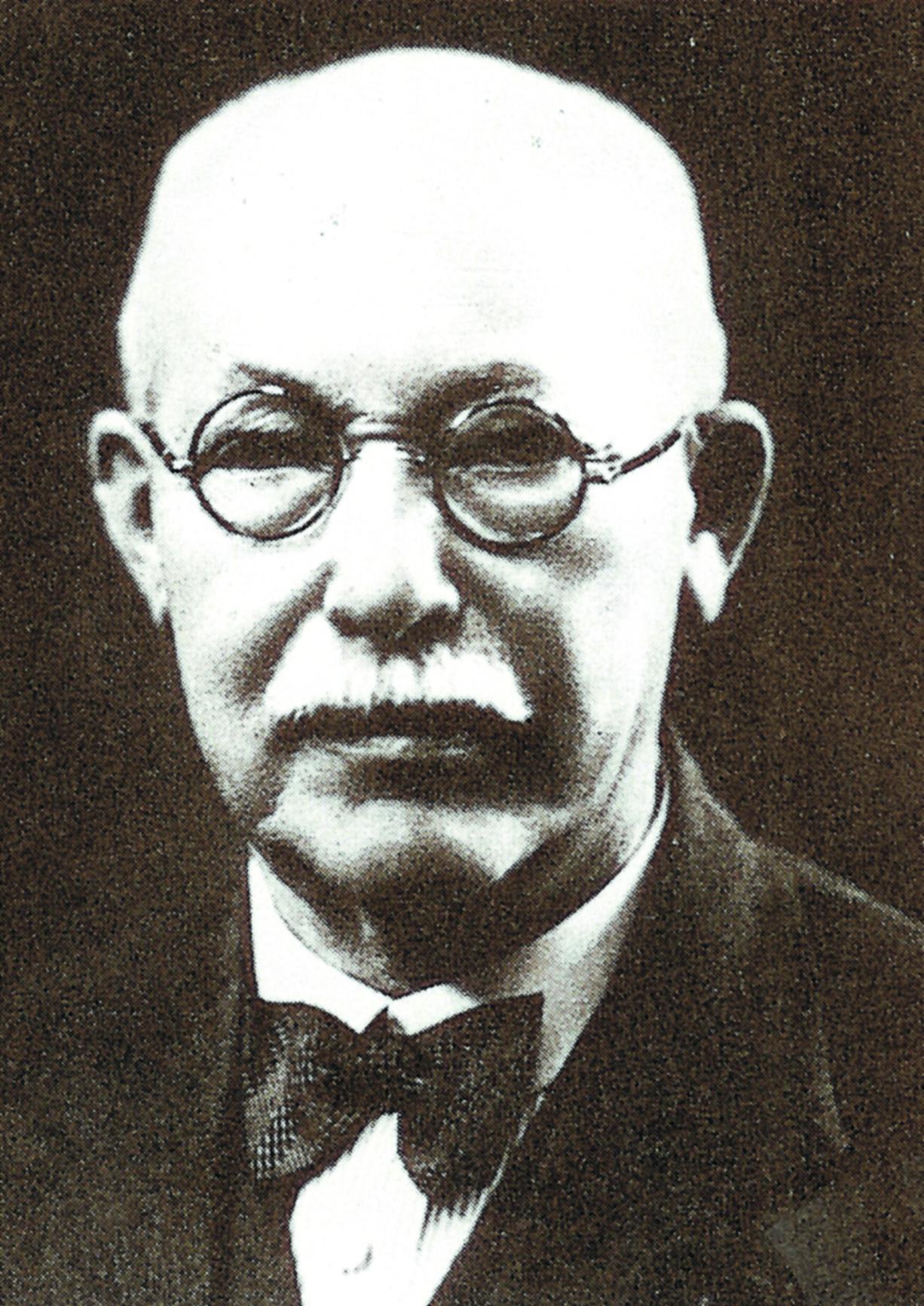 Albert Heijn. (Foto: JdW) Jan de Waal. (Tekening: Mieneke Karelsen)