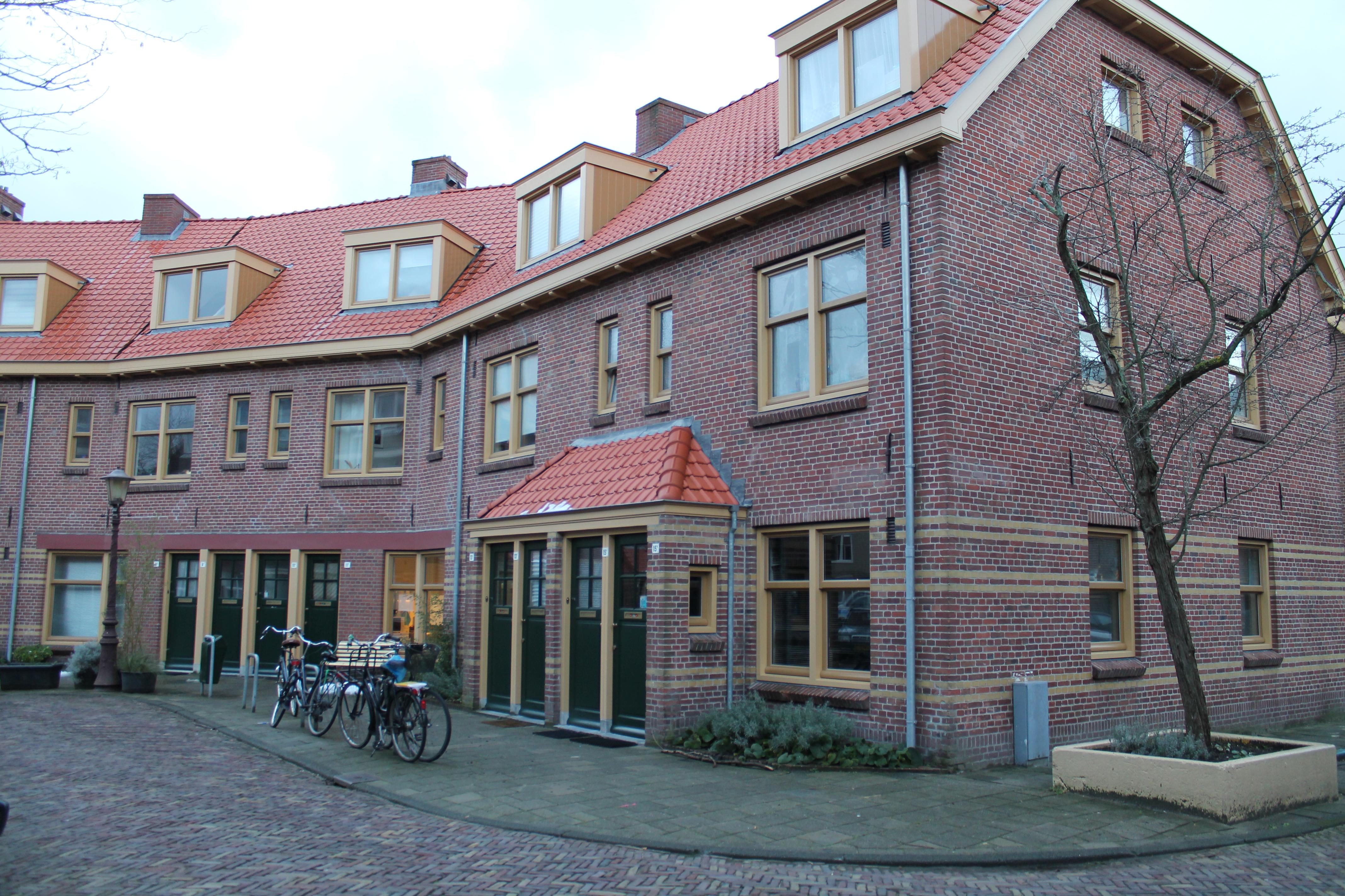 De Van der Pekbuurt. (Foto: Beau Jane van Feggelen)
