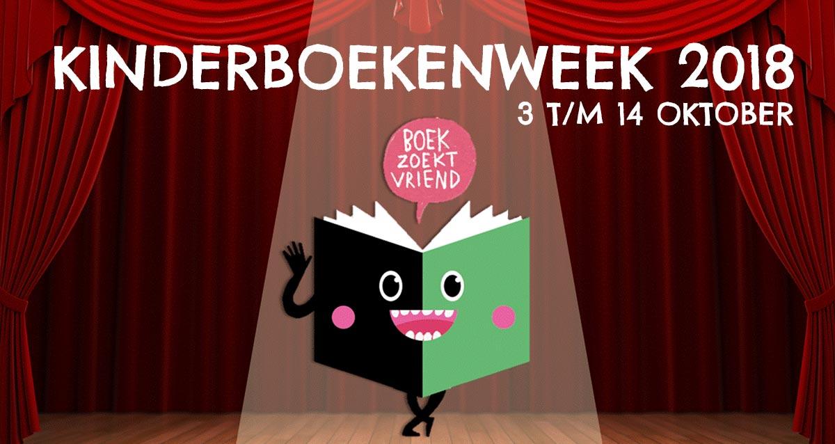 Kinderboekenweek: Kom erbij!