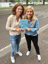 Barbara Barend en Marlies van Cleeff (Foto: PR)