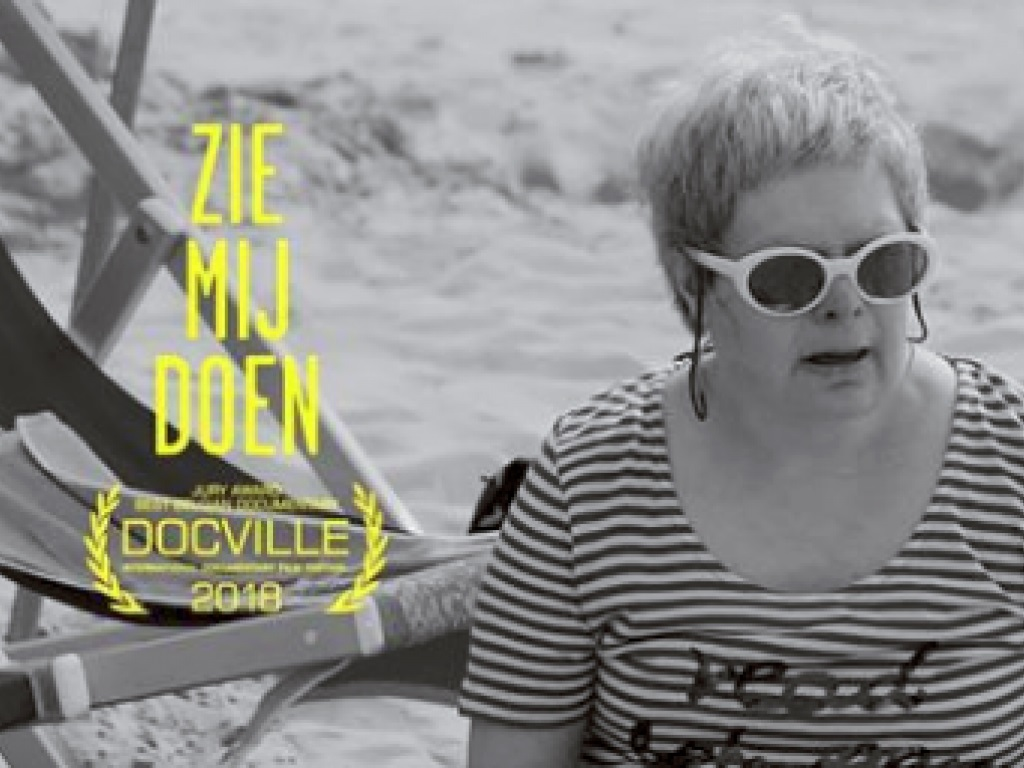 De documentaire 'Zie mij doen' heeft dit jaar de prestigieuze juryprijs gewonnen op Docville 2018. (foto aangeleverd)