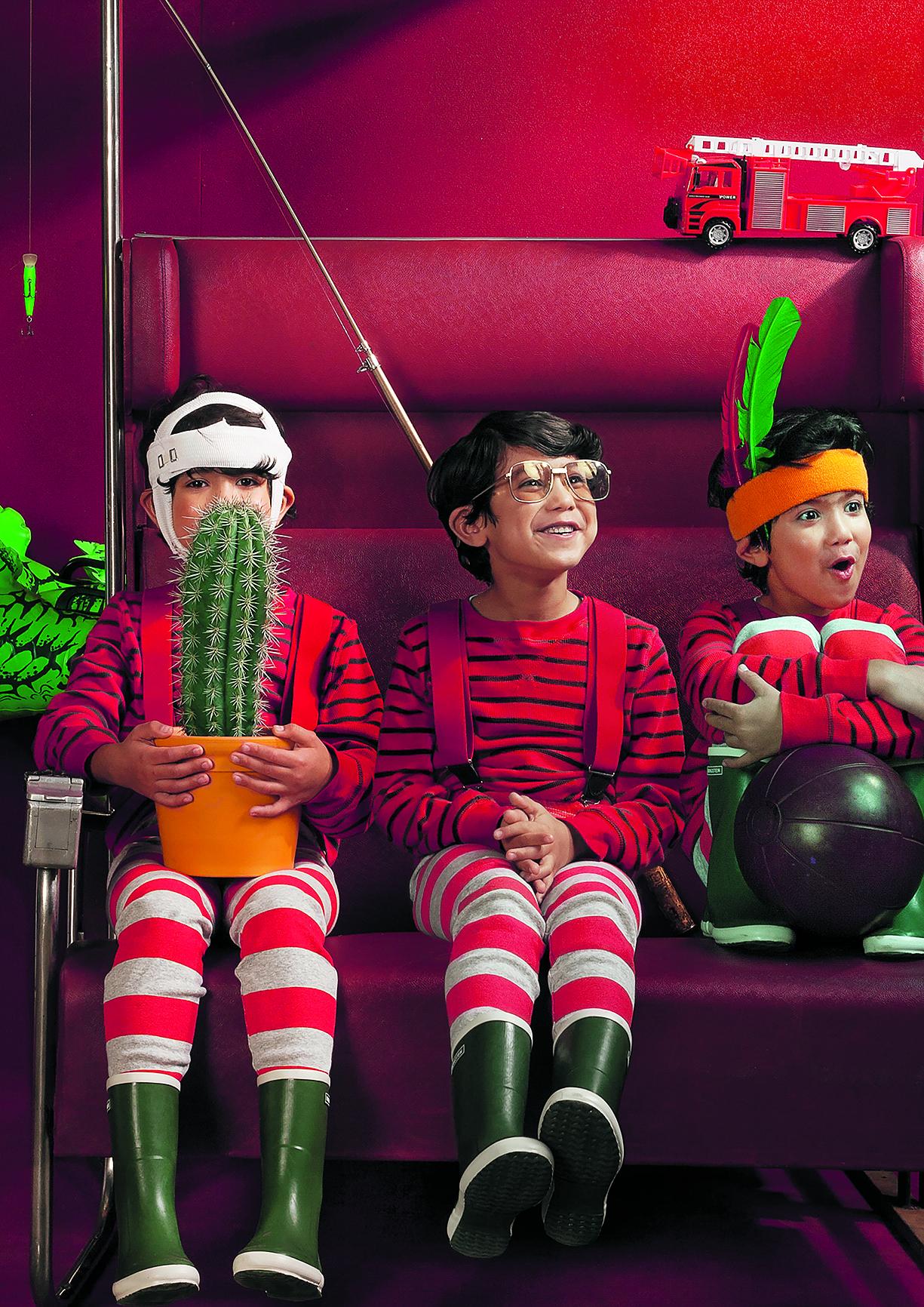 De kindervoorstelling 'Drie' is zondag 4 november om 14:30 uur te zien in De Vest. (Foto: aangeleverd)