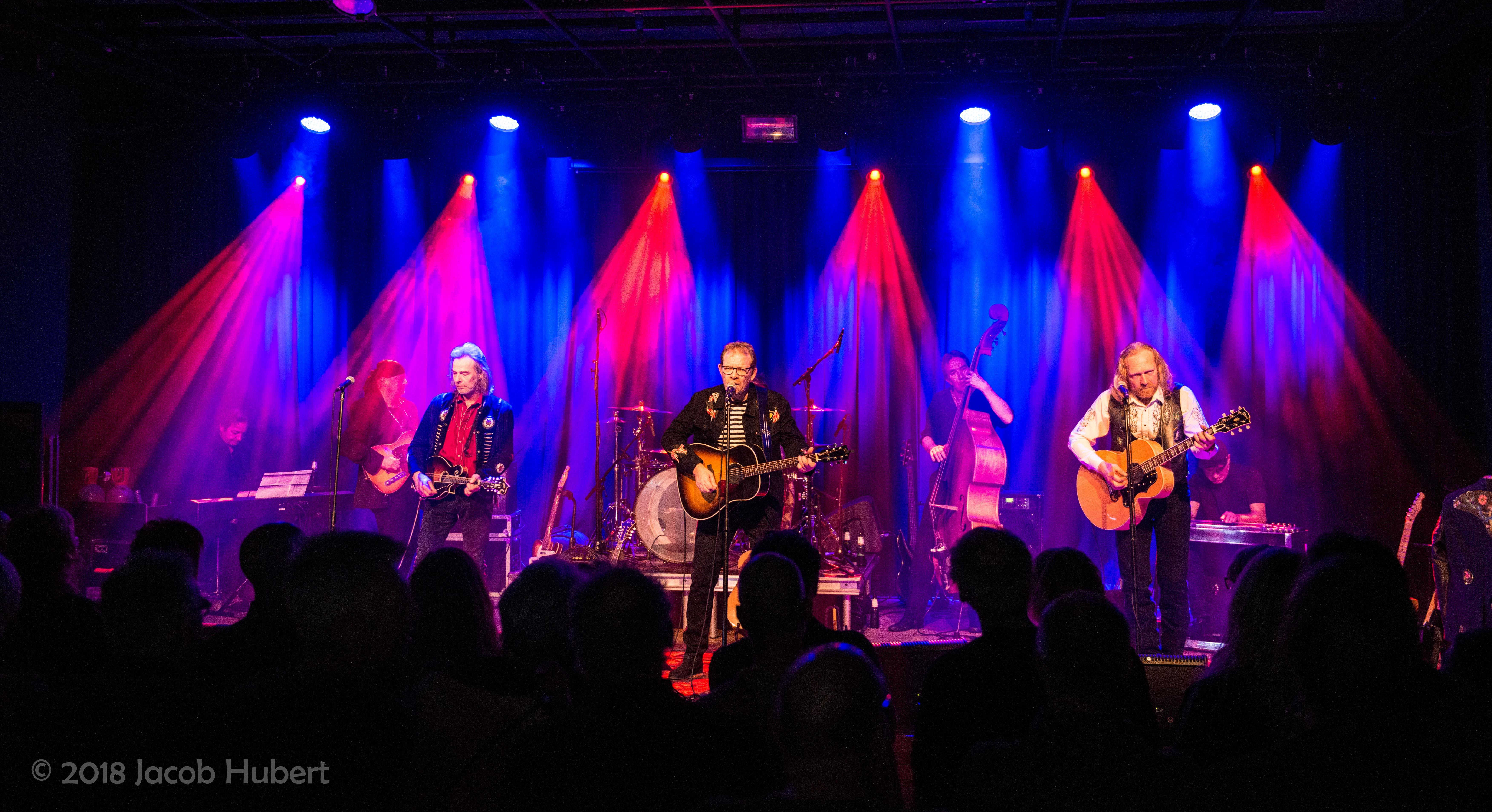 Het Skotwal-achttal neemt het publiek mee in een achtbaan van muzikaal genot en emoties. (Foto: Jacob Hubert)