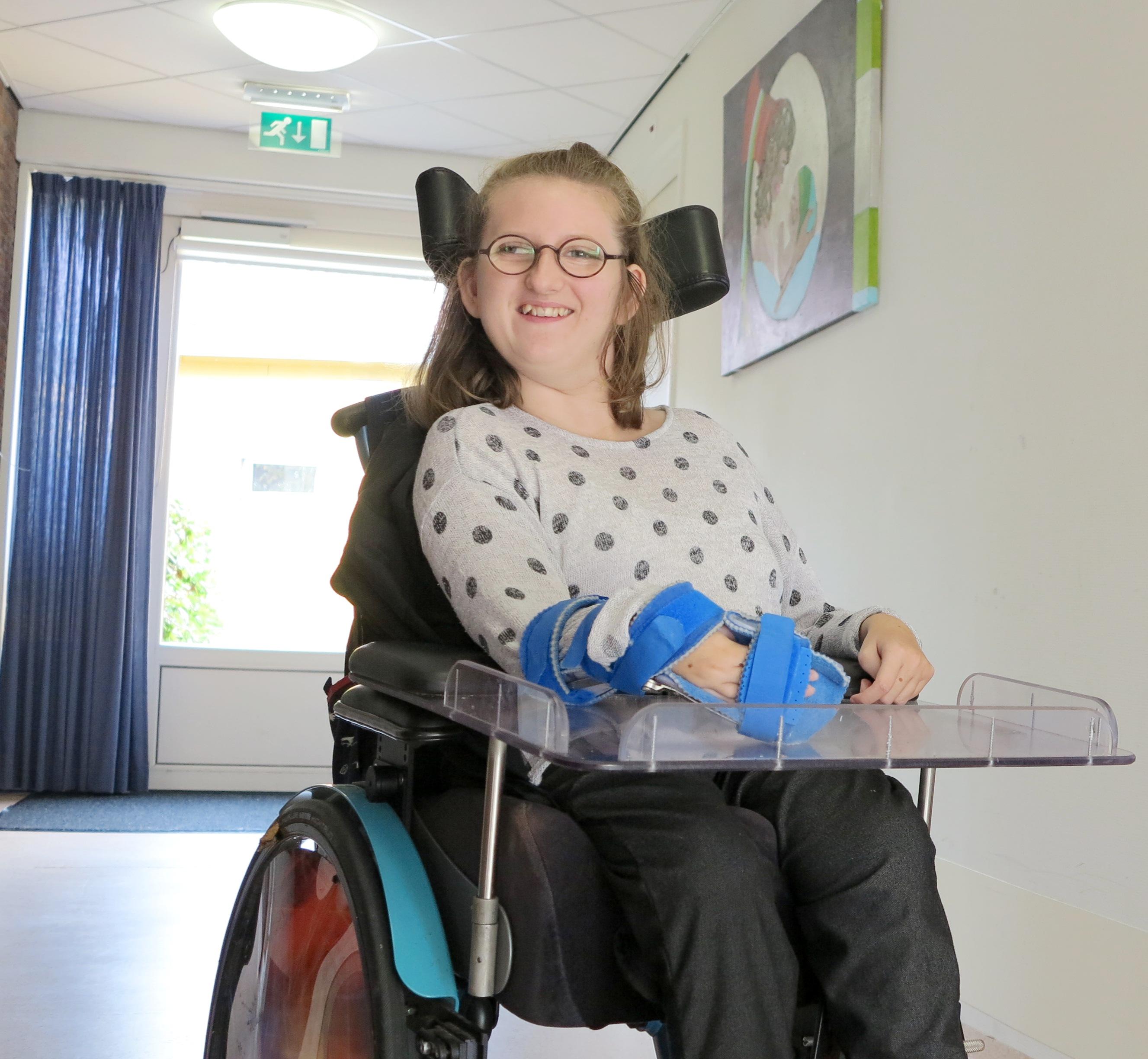 De vijftienjarige Celeste Moetwil. (Foto: aangeleverd)