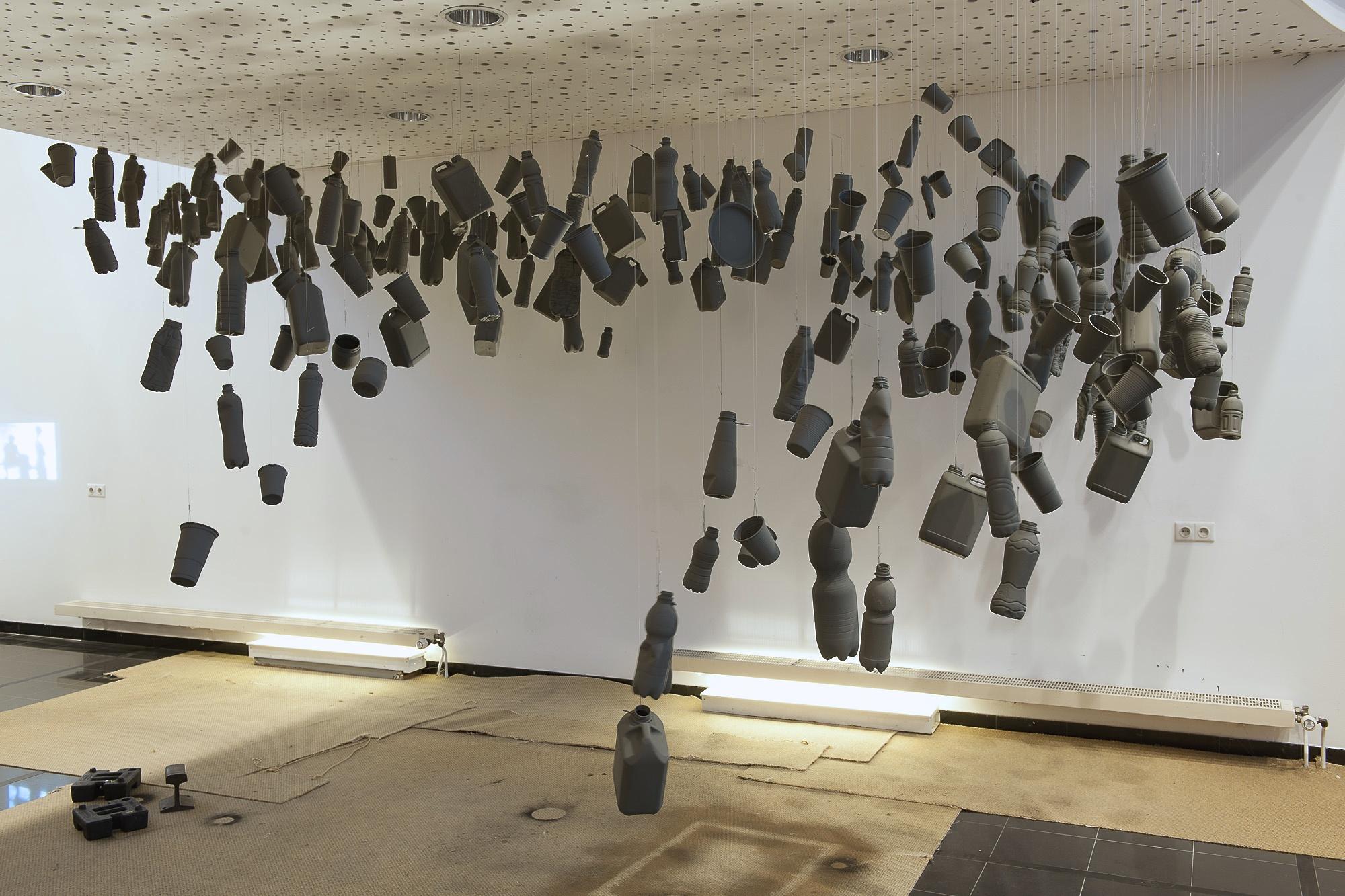 Prachtige kunstwerken te zien in de Kunst-Min-Hallen in Bergen. (Foto's: aangeleverd).