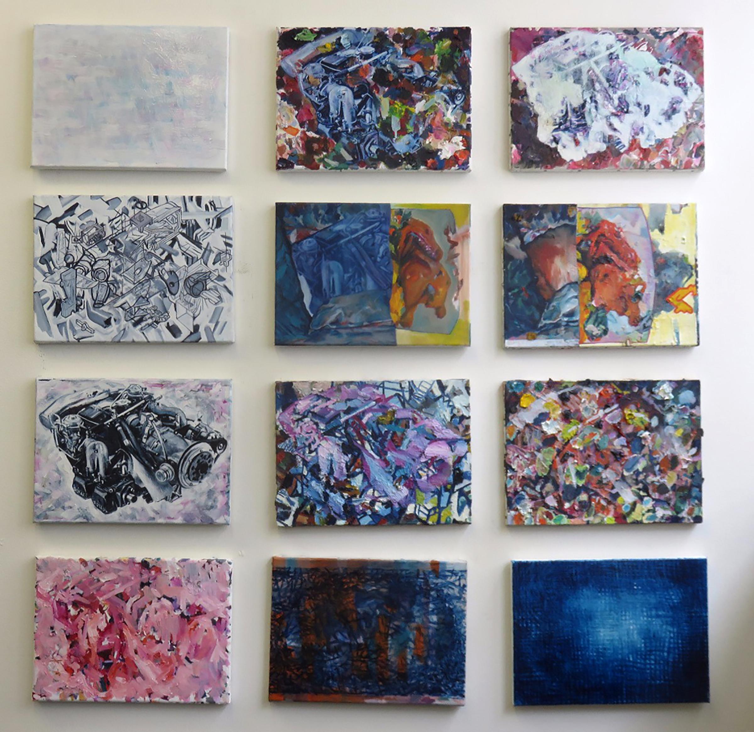 Prachtige kunstwerken te zien in de Kunst-Min-Hallen in Bergen. (Foto's: aangeleverd). rodi.nl © rodi