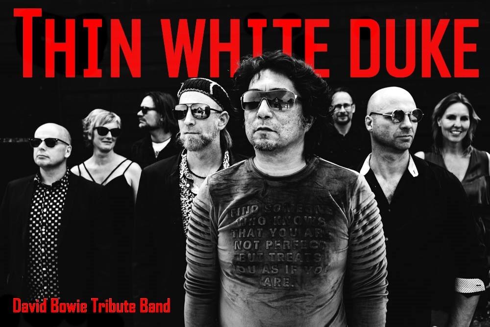Thin White Duke. (Foto: aangeleverd)