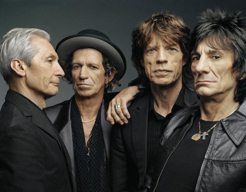 The Rolling Stones. (Foto: aangeleverd)