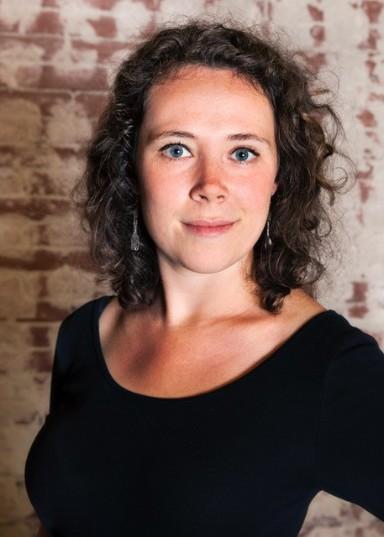 Charlotte Kleyn. (foto Cora Hendriks)