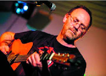 David Rovics (Foto: free Music as charge)