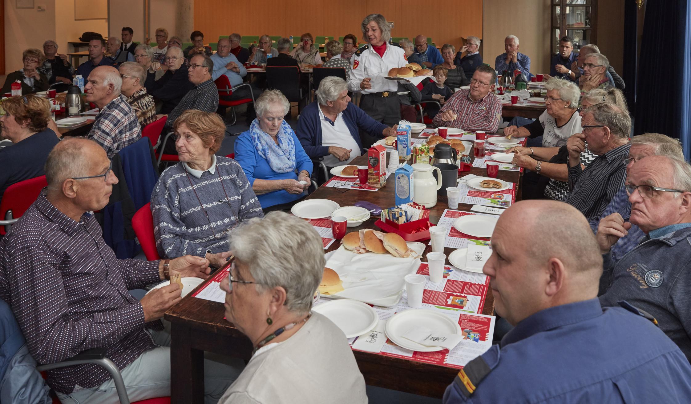 Broodje Brandweer was vorig jaar al een groot succes. (Foto's: aangeleverd). rodi.nl © rodi