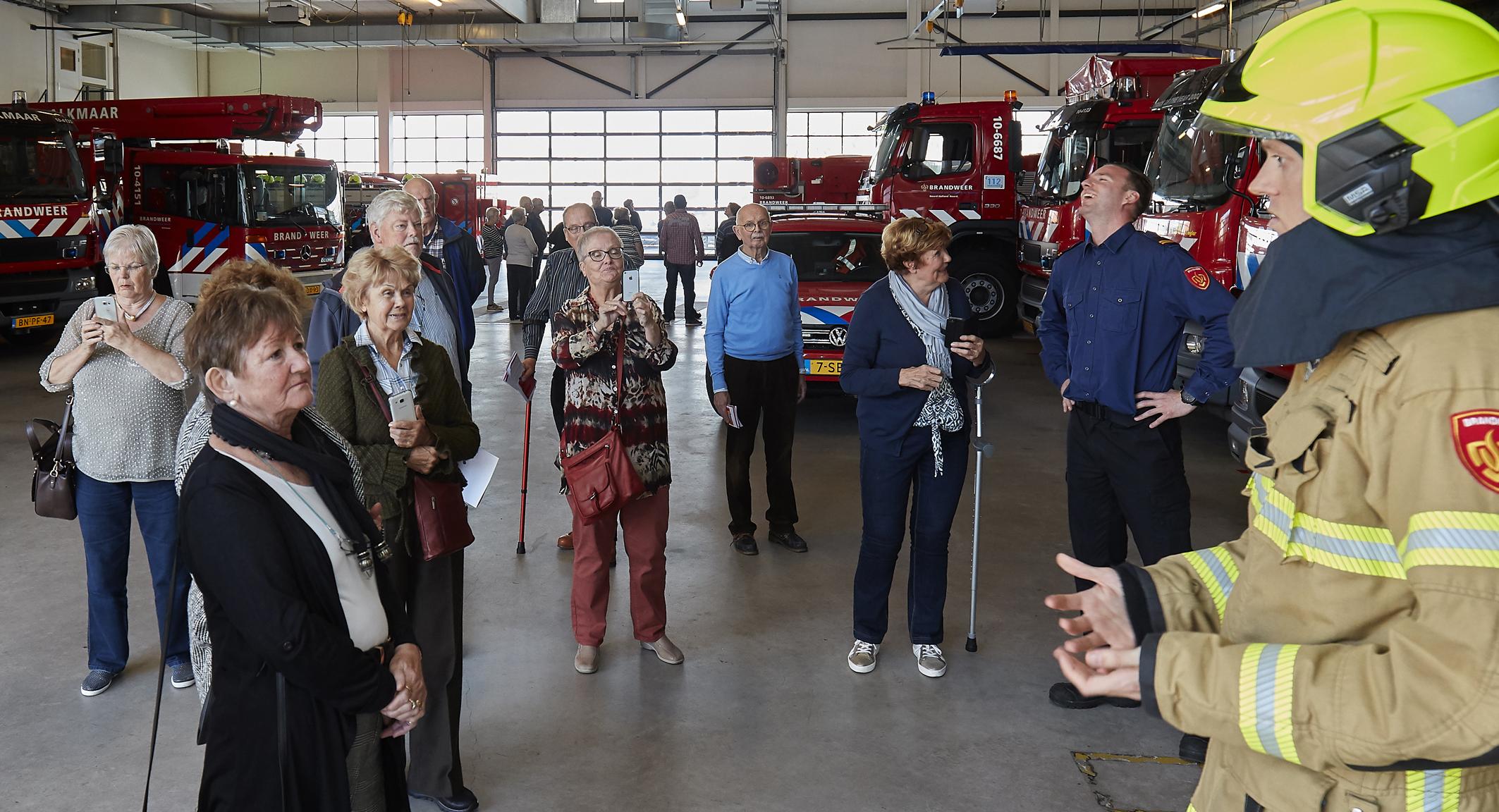 Broodje Brandweer was vorig jaar al een groot succes. (Foto's: aangeleverd).
