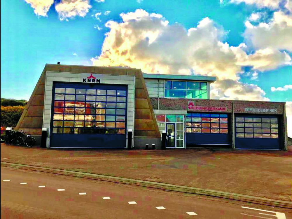 """<p>Maritiem Centrum Egmond: wat een plaatje<br /><span class=""""chapeau"""">Na twaalf jaar plannen maken, overleggen, tekenen en bouwen</span></"""