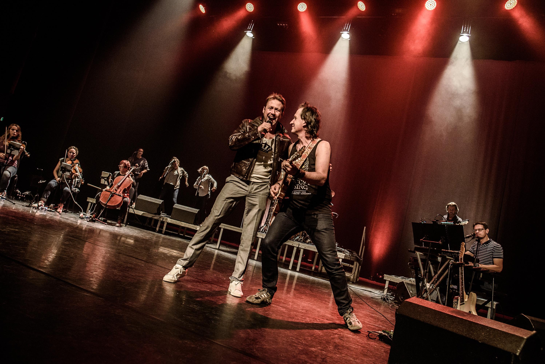 Mercury Rising is een 'must' voor de liefhebbers van de band Queen. (FOTO: STEVEN TJOEN)