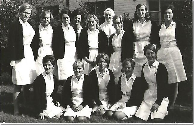 De Zusters toen. (foto aangeleverd)