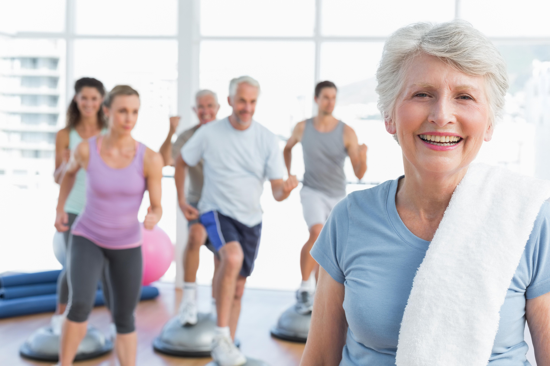 Blijf fit en vitaal, ook op latere leeftijd. (Foto: aangeleverd)