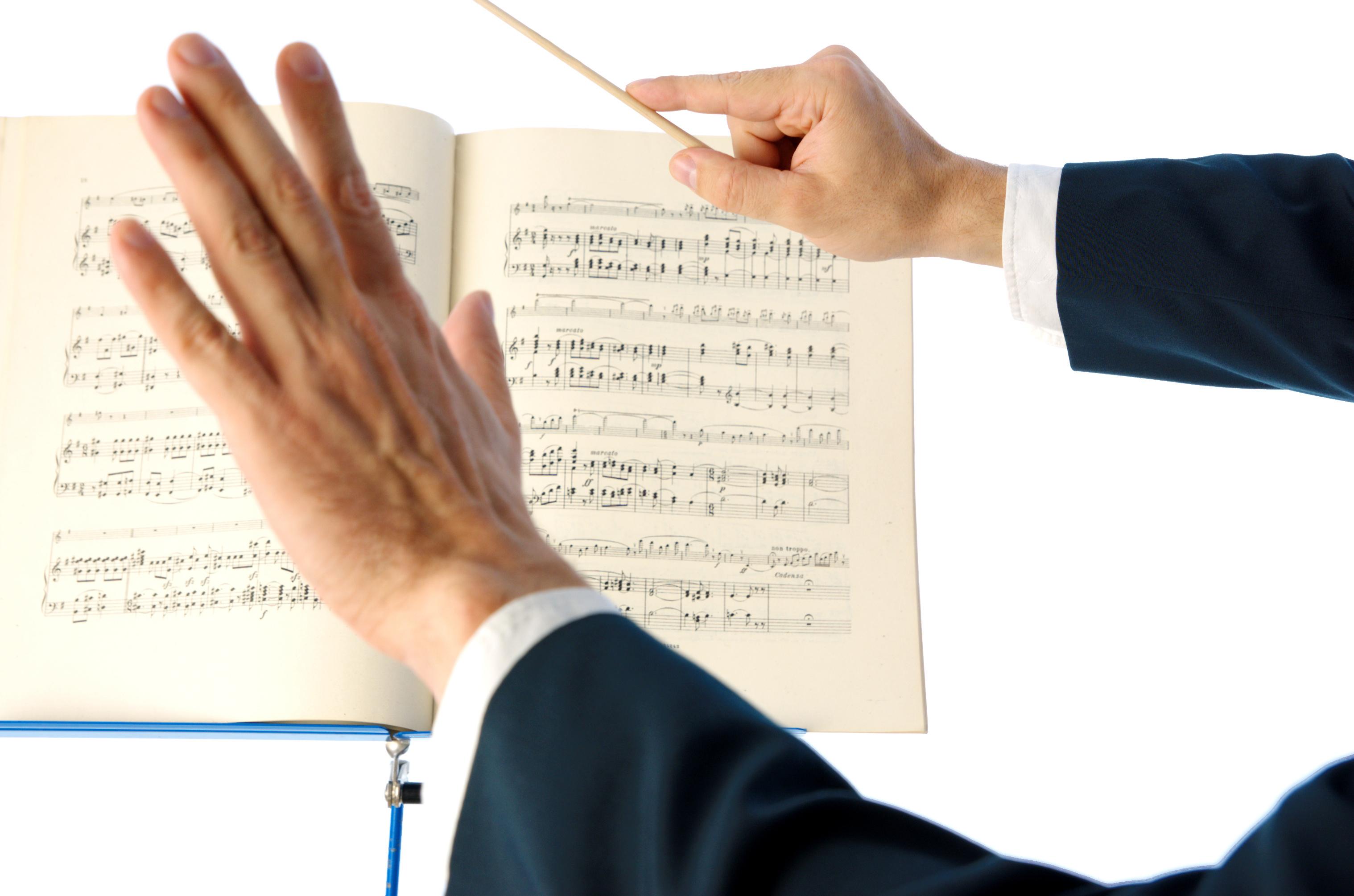 Wie wordt de nieuwe maestro van Nibbixwoud? Beleef het 9 november mee in De Dres. (Foto: AdobeStock)