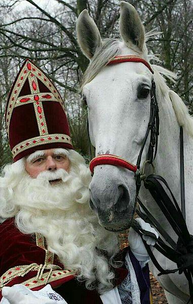 Sinterklaas wordt weer groots onthaald in Heemskerk. (foto aangeleverd)