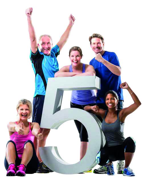 'Slank in 5 weken' wil iedereen ondersteunen die zijn leven wil aanpakken met beweging, uitgebalanceerde en smakelijke voeding en veel inspiratie en motivatie. (Foto: aangeleverd)