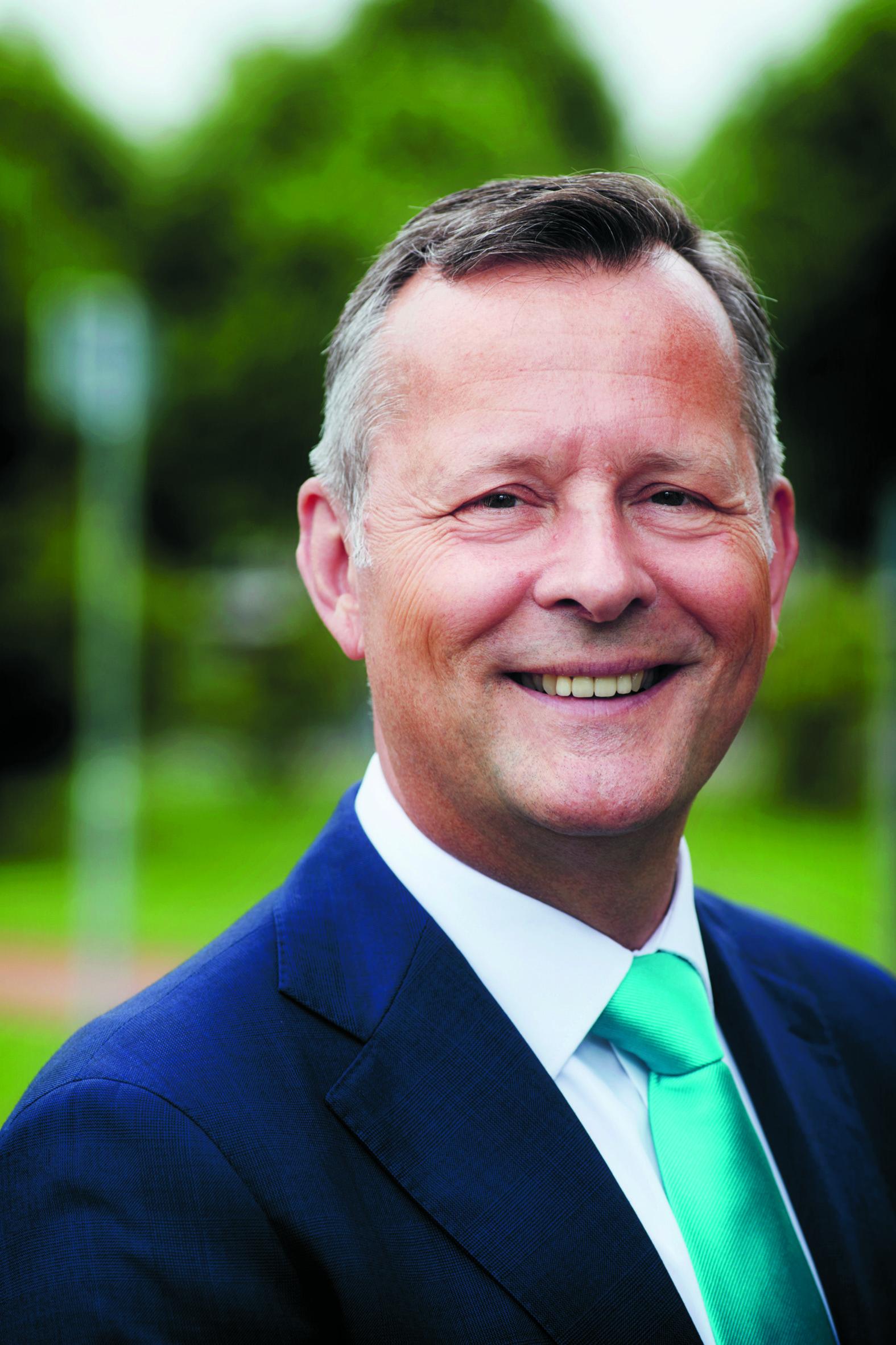 Arthur van Dijk was onder meer tien jaar wethouder in de gemeente Haarlemmermeer. (Foto: aangeleverd)