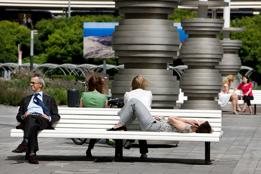 Het gaat goed met de welvaart en welzijn in de provincie Noord-Holland. (Foto: aangeleverd)