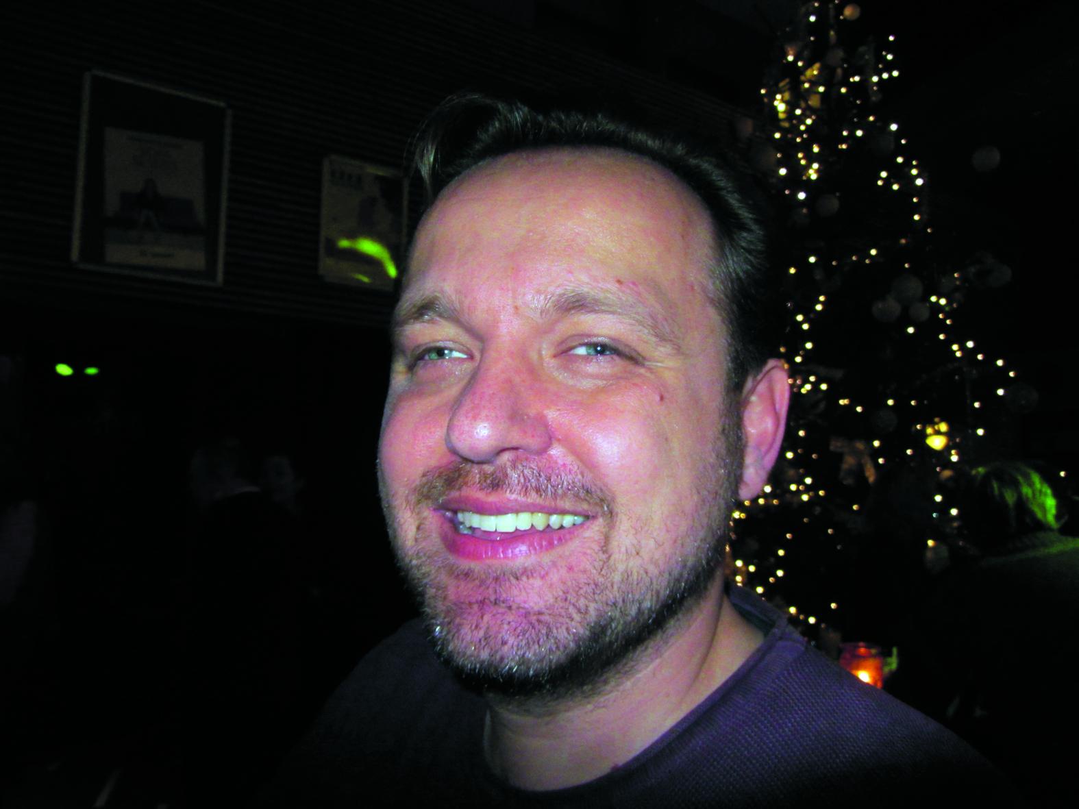 Steve Smit. (Foto: JWvD)
